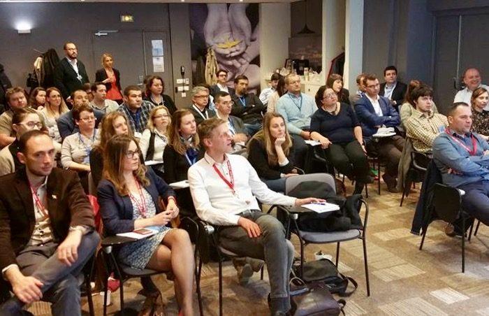 Nicușor Dan, întâlnire cu echipa USR Diaspora