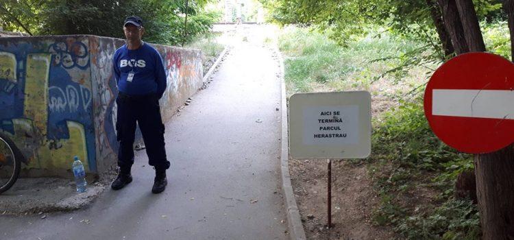 USR mobilizează autoritățile în cazul podului din parcul Herăstrău