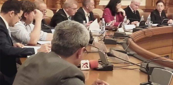 Mihai Goțiu, senator USR: PSD ar trebui să facă plângere împotriva propriei incompetențe și să protesteze la vila lui Gabriel Oprea, nu la DNA
