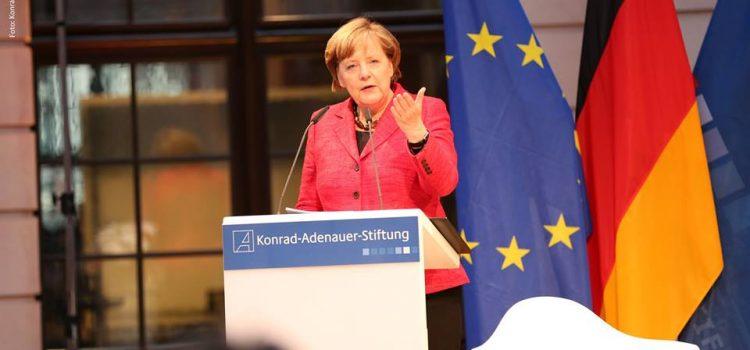 Victoria lui Merkel, un semnal pozitiv pentru Europa