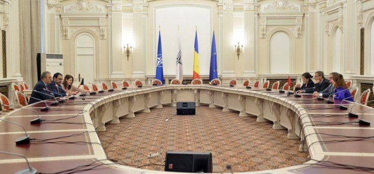 Adunarea Parlamentară NATO, prilej pentru acorduri de colaborare între România și alte state