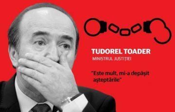 USR cere demisia ministrului Tudorel Toader