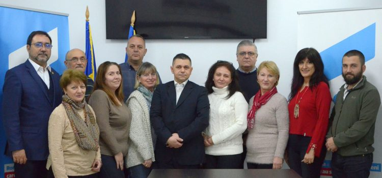 USR are, începând de luni, primul consilier local din afara Capitalei: lugojeanul Liviu Brîndușoni
