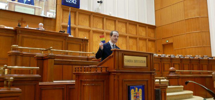 Inițiativă legislativă: o constituție pentru fiecare tânăr care a împlinit 18 ani