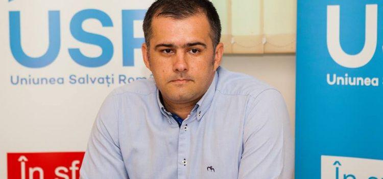 Deputatul USR Lucian Stanciu Viziteu: Premierul Dăncilă subminează autoritatea Parlamentului