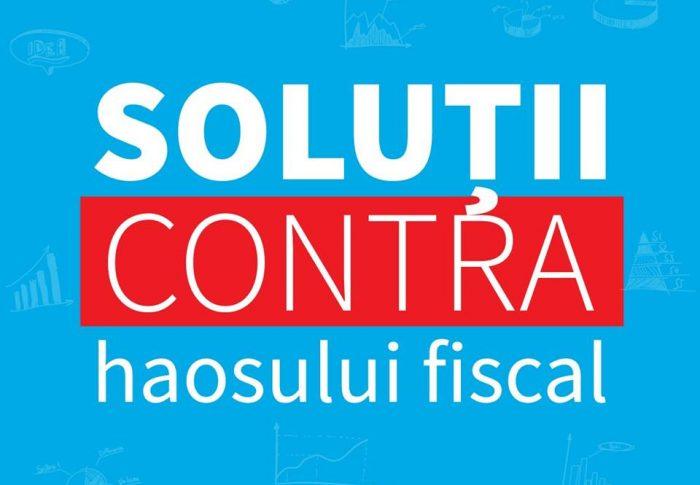Soluțiile USR contra haosului fiscal