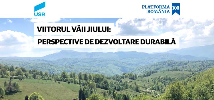 Împreună pentru Valea Jiului pentru identificarea problemelor și soluțiilor de dezvoltare a zonei