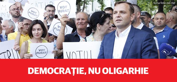 USR condamnă confiscarea voturilor din Republica Moldova