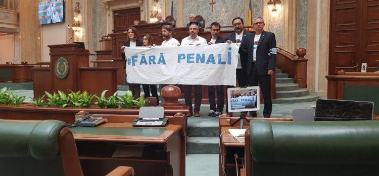 Senatul a votat modificările Codului Penal. Dragnea scapă de condamnare