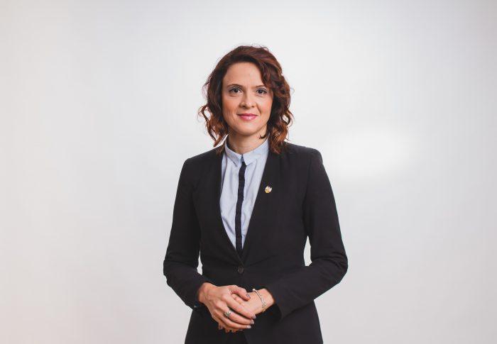 Senatoarea Silvia Dinică, primul parlamentar român raportor pe o rezoluție a Uniunii Interparlamentare