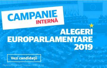 USR își prezintă candidații pentru alegerile europarlamentare