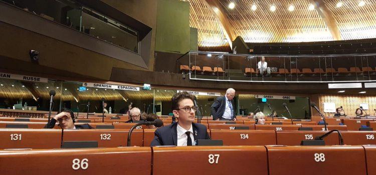 Iulian Bulai a cerut puncte de vedere în cadrul APCE după decizia Guvernului de a aloca 42 milioane euro pentru mass-media