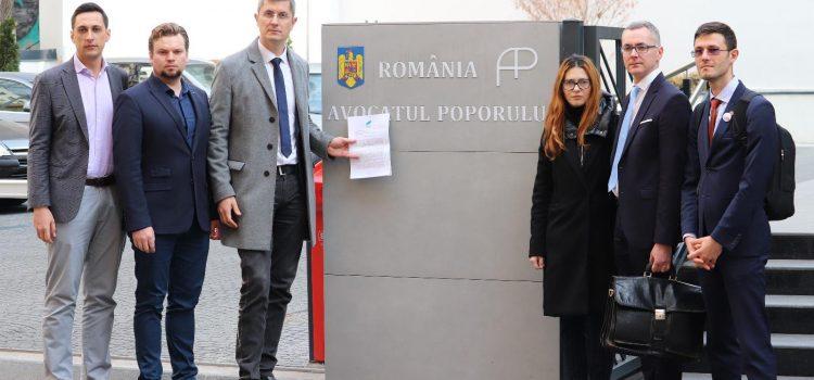 USR îi solicită Avocatului Poporului să conteste OUG-ul pe justiție la CCR