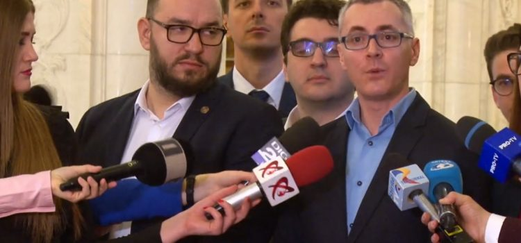 USR îi cere președintelui Klaus Iohannis să sesizeze CCR