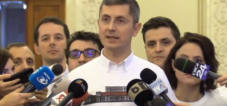 USR îi cere președintelui Iohannis referendum pe justiție. 1 milion de români vor Fără Penali în funcții publice