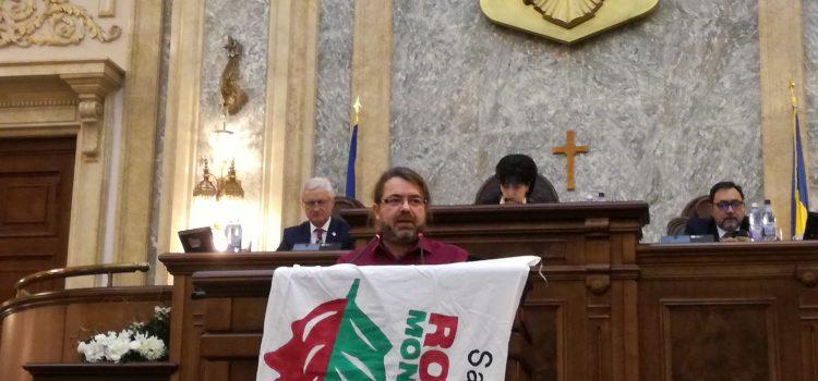 """Mesaj USR, de ziua Roșiei Montane: """"Vom duce lupta până la capăt și o vom câștiga!"""""""