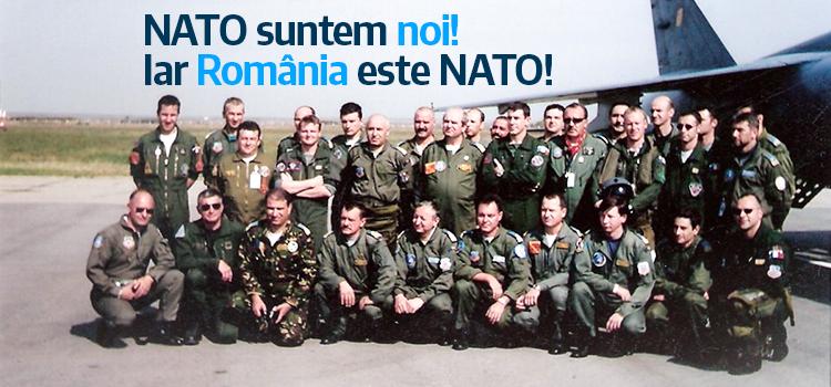 15 ani de apartenență la NATO. Senatorul Nicu Fălcoi: NATO suntem noi! Iar România este NATO!