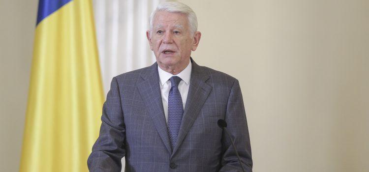 USR, moțiune simplă împotriva lui Teodor Meleșcanu, principalul vinovat pentru împiedicarea votului din diaspora