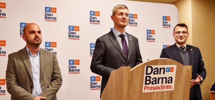 Dan Barna în Galați: Acordarea votului de învestitură pentru noul Guvern, doar în anumite condiții