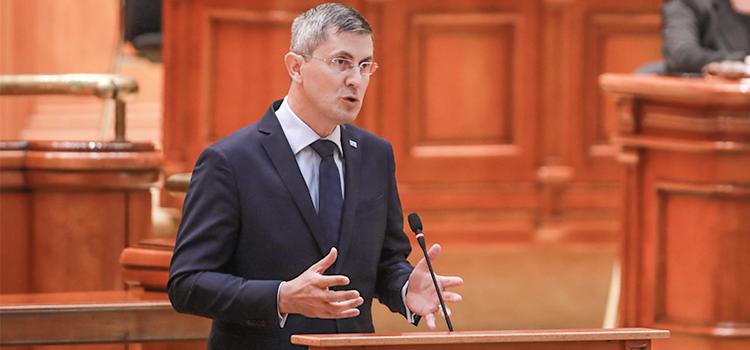 Dan Barna: România nu are nevoie de circul PSD. USR nu va participa la votul pentru moțiunea de cenzură
