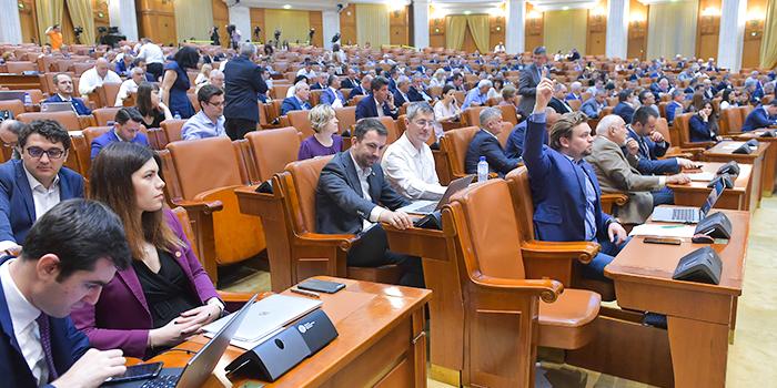 Deputații USR nu au votat moțiunea PSD împotriva ministrului Monica Anisie