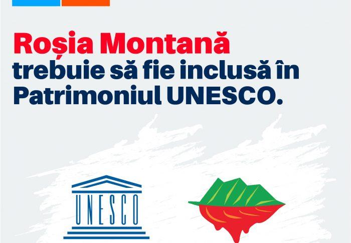 Alianța USR PLUS către Premierul Orban: Reluați procedurile în cazul Roșia Montană