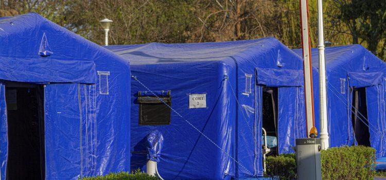 Celula de criză USR PLUS a solicitat Guvernului înființarea în regim de urgență a unui spital militar mobil în Suceava