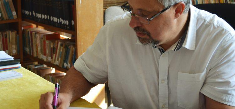 """Dan Lungu: Campania """"Citește românește"""" a Ministerului Culturii, o altă glumă proastă pentru lumea literară"""