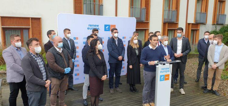 Primarii USR PLUS se pregătesc să atragă fonduri europene