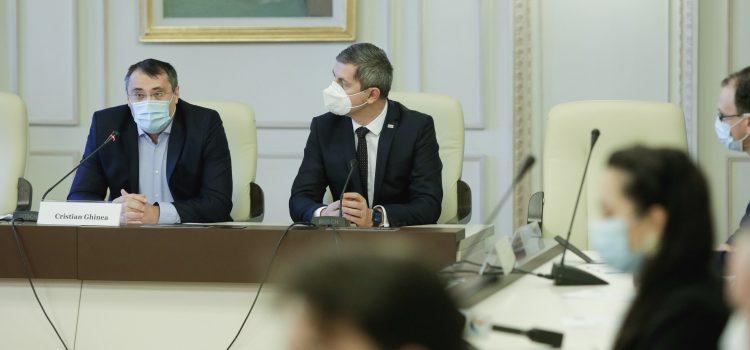 Cristian Ghinea, nominalizarea USR PLUS pentru Ministerul Investițiilor și Proiectelor Europene, a explicat cum pot fi folosiți banii europeni pentru dezvoltarea reală a României