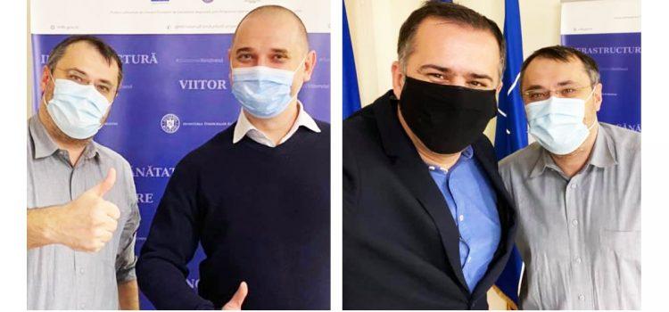 Primarii USR PLUS dezvoltă România cu ajutorul fondurilor europene