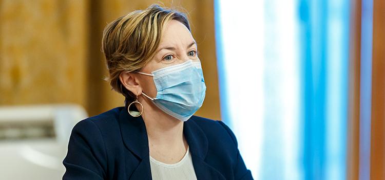 Cosette Chichirău: USR PLUS este garantul reformelor în acest guvern