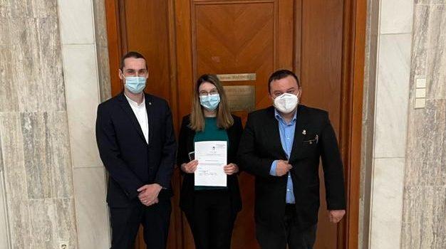 USR PLUS depune proiect pentru transparență instituțională și responsabilitate în Parlament