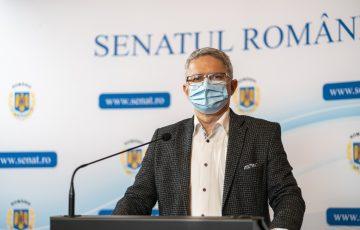 Raportul de activitate al senatorului USR PLUS de Diaspora, Radu Mihail