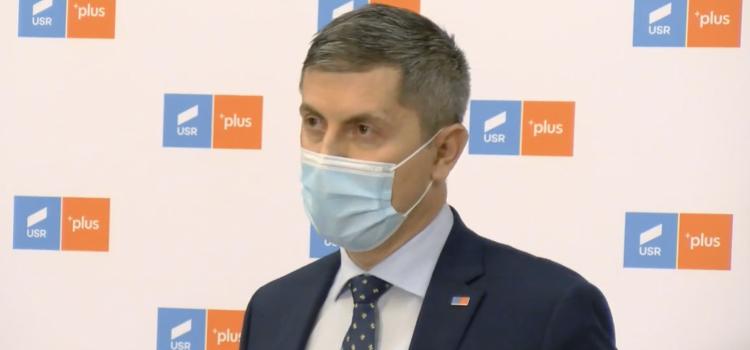 Decizia Birourilor Naționale ale USR și PLUS: Florin Cîțu nu mai are susținerea Alianței USR PLUS pentru rămânerea în funcția de prim-ministru