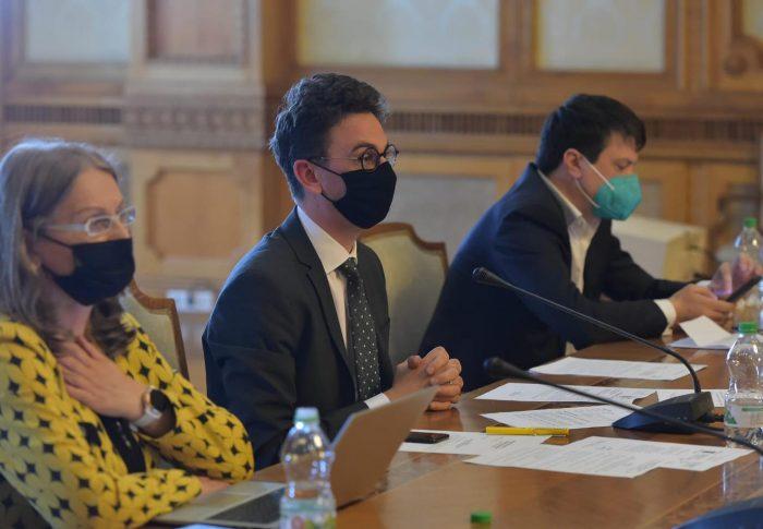 USR PLUS readuce profesionalismul în CNA. Noii membri, audiați în Comisiile de Cultură ale Parlamentului