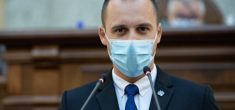 Senatorul USR PLUS de Iași Cristi Berea, inițiativă legislativă de înăsprire a pedepselor pentru evaziune fiscală