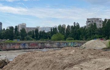 USR PLUS condamnă abuzul primarului Robert Negoiță, care excavează fără autorizație un teren în centrul Capitalei și lasă în aer un proiect de 220 de milioane de euro